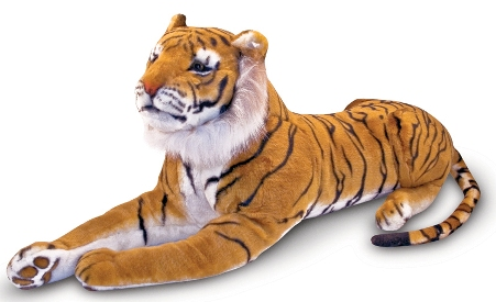 Plush Tiger - Melissa and Doug