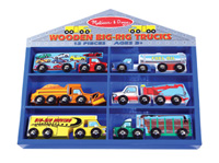 Big Rig Trucks Set